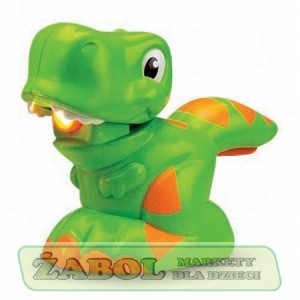 Fisher Price Latarka Dinozaur