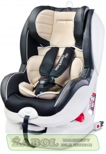 Fotelik DETRIX PLUS 0-18 KG ISOFIX kolor do wyboru