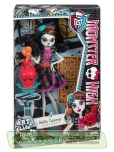 Monster High Lalka 9545