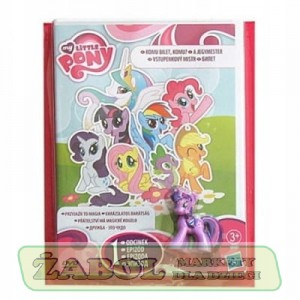 My Little Pony Bajka DVD + figurka Gratis